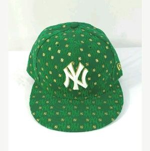 New Era New York Yankees Fitted Baseball Cap Hat
